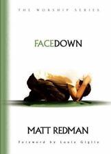 Face Down (The Worship Series), Redman, Matt,0830732462, Book, Good