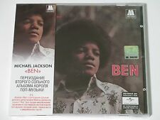 Michael Jackson - Ben (CD) Universal Music Russia SEALED