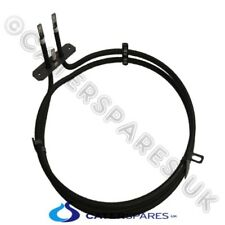 UNIVERSAL ELECTRIC FAN OVEN 2 RING HEATING ELEMENT 2 TURN 1800W 1.8KW 230V