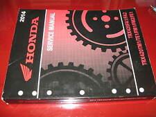 2014 Honda TRX420 FM1_FE1_FM2_TE1_TM1_FA1_FA2 models Factory Service Manual_NEW!
