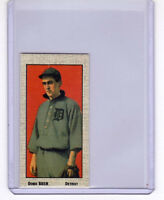 Donie Bush, Detroit Tigers, Monarch Corona T206 Centennial reprint #83