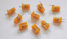 50 Pieces Toko Coil VHF S18 Series Orange 301ks-0300 With Tuning Core 3.5 Turns