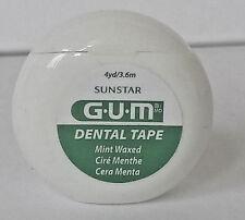 18 Packs  Butler GUM Fine Unwaxed Dental Floss BEST PRICE !!