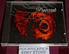 DYECREST - THE WAY OF PAIN -10 TRACK CD- (NEW & SEALED)