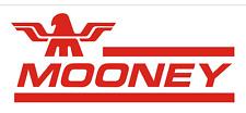 A247 Mooney Airplane banner hangar garage decor Aircraft signs
