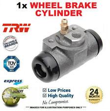 1x TRW WHEEL BRAKE CYLINDER for BMW 3 Compact (E36) 316 i 1994-2000