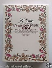 Rosanna Radiance Concentrate Serum - 8 Ml X 3 Ampoules