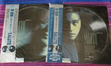 Leslie Cheung ( 張國榮 ) ~ Salute ( Picture Disc with Serial Number ) Lp