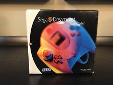 Sega Dreamcast Controller Complete In Original Box Clear Green Toys R Us Sticker
