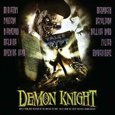 New listing Tales From The Crypt Presen...-Demon Knight O.S.T. (Clear Wit VINYL NEW