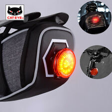 CATEYE USB Rechargeable Bicycle Taillight Waterproof MTB LED Laiser Taillight
