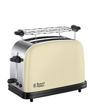 Russell Hobbs 23334-56 Colours Cream Toaster 23378036001