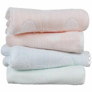 Face Towel 1Piece Cotton Baby Towel 25x50cm Hand Towels Baby Care Wash Cloth Kid