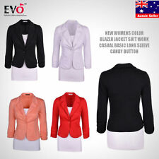 Unbranded Casual Regular Size Coats & Jackets for Women