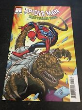 Spider-man Reptilian Rage#1 Incredible Condition 9.4(2018)Ron Lim Variant Cover