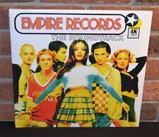 Empire Records - Soundtrack O.S.T. Ltd 2LP COLORED VINYL Gatefold New & Sealed!