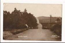 More details for walton heath surrey horse & cart led by man by g.p. roberts burgh heath rp pc