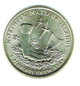 2009-P Philadelphia 25C Northern Mariana Islands U.S. Territories Quarter