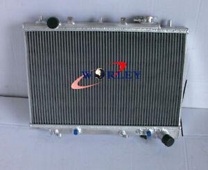 Aluminum Radiator For FORD Capri SA SB 1989-1994 90 91 92 93 94 3 Rows AT/MT