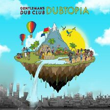 Gentleman's Dub Club - Dubtopia - Vinyl LP Album (Released 7th April 2017) New