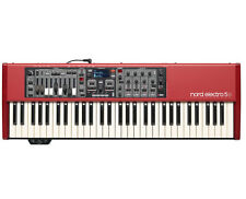 Nord Electro 5D 61 Stage Keyboard w Semi-weighted Note Action Keys --