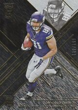 2016 DONRUSS ELITE MORITZ BOHRINGER WR VIKINGS ROOKIE #146 BLACK SHIMMER /199 SP