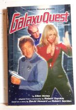 Galaxy Quest Junior Novelization Paperback Book w Color Photos- Unread!