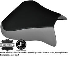 DESIGN 2 GREY BLACK CUSTOM FITS APRILIA RSV 01-03 TUONO 04-05 1000 SEAT COVER