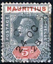 ÎLE MAURICE  YT 138 Oblitéré / Used 1910