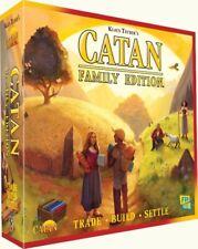 1x Catan: Family Edition: 2012 Edition
