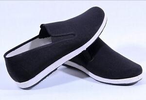 Men casual shoes driving Melaleuca Kung fu Tai Chi Comfortable breathable flat