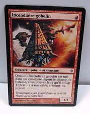 carte magic the gathering mtg - incendiaire gobelin - l'ascension des eldrazi