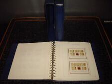 Bund 1980 - 197 ** + gest. Sammlung in 2 KABE Bicollect Vordruckalben