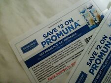SAVE on  BURNBRAE FARMS PROMUNA products  10x  $2.00  (1231)