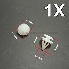 1X Door Card Clips, Door Trim Panel Retainer for Renault