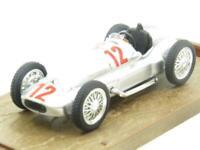 Brumm Diecast R37 Mercedes Benz Grand Prix W154 1939 Silver 1 43 Scale Boxed