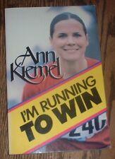 I'm Running To Win by Ann Kiemel (1983, paperback)
