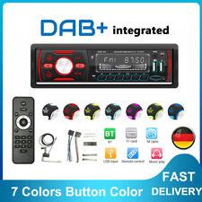 DAB+ Autoradio RDS AM FM Bluetooth Freisprecheinrichtung 2xUSB SD AUX IN 1DIN DE