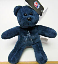 "Forever DALLAS COWBOYS Beanie TEDDY Bear 8"" NFL Football Party xmas Gift"