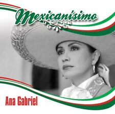 Ana Gabriel - Mexicanisimo (CD Used Like New)