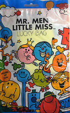 Mr. Men & Little Miss Party Lucky Bag (Pencils, Sticker and Colouring Sheets)