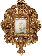 Clark Hulings | Rose (in 18th century Spanish frame) Lot 503