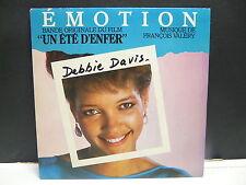 DEBBIE DAVIS Emotion bo du film Un été d'enfer 741001 ( FRANCOIS VALERY )