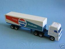 Matchbox Convoy CY-25 Daf Pepsi Suzuki Pre-Pro RARE