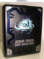 ★ STAR TREK - DEEP SPACE NINE - DVD STAGIONE 1 COMPLETA
