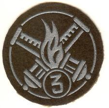 POLOGNE insigne tissus : Service de l' Armement