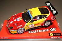 Slot SCX Scalextric 6212 Ferrari 550 GTS Maranello Nº9 - New