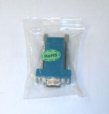 ADAPTADOR HP de SERIE 9 pin a RJ45  432734-001