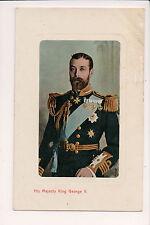 Vintage Postcard King George V of the United Kingdom