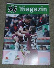 Programm Hannover 96 - FC Bayern München 05.03.2011 - 1.Bundesliga 2010/2011